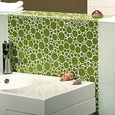 Modern Bathroom by American Tile and Stone/Backsplashtogo.com