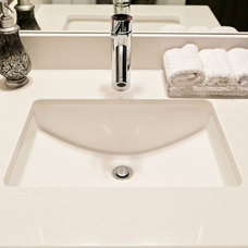 Contemporary Bathroom by Beyond Beige Interior Design Inc.