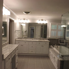 Traditional Bathroom by Wake Remodeling