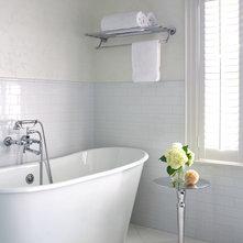 Traditional Bathroom by Estee Design