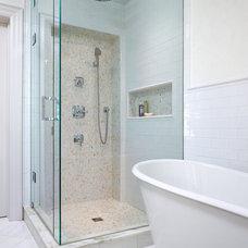 Traditional Bathroom by Estee Design Inc.