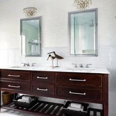 Traditional Bathroom by Estee Design Inc.