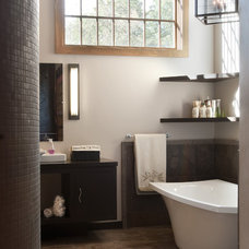 Traditional Bathroom by Wolstenholme Associates, LLC