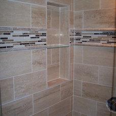 Modern Bathroom by Maxim Tile