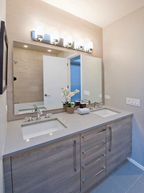 Concerto quartz home design ideas pictures remodel and decor for Bathroom cabinets townsville