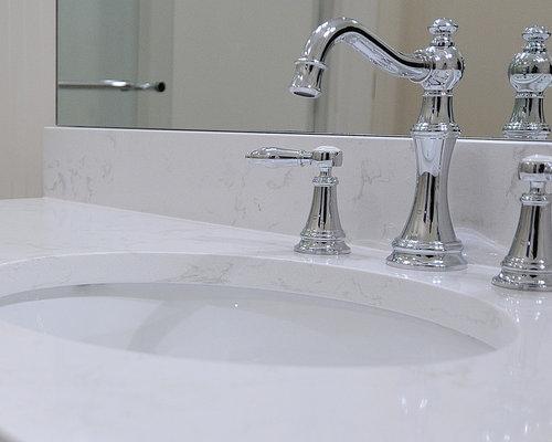 Quartz Countertops For Bathrooms Houzz