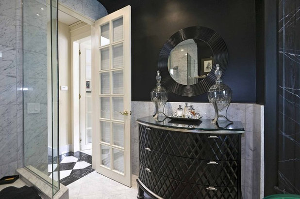Traditional Bathroom by Jerry Jacobs Design, Inc.