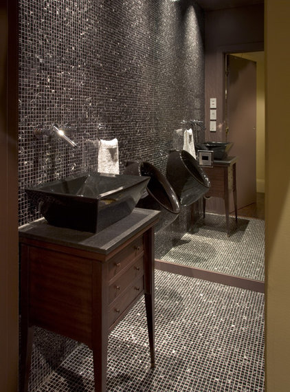 Contemporary Bathroom by Winder Gibson Architects