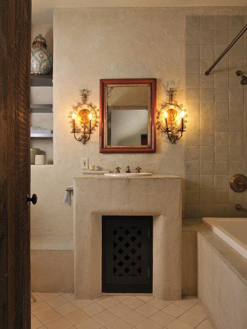 Rough plaster wall finish home design ideas renovations for Venetian plaster bathroom ideas
