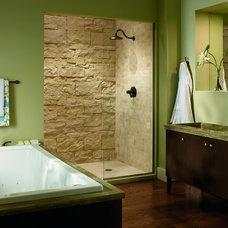 Contemporary Bathroom by Build.com