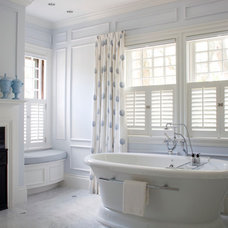 Traditional Bathroom by Meyer & Meyer, Inc.