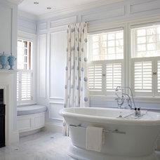 Traditional Bathroom by Meyer & Meyer, Inc.