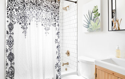 A Designer Tests Ideas in Her Own 38-Square-Foot Bathroom