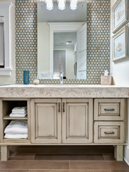 Distressed Vanity Ideas, Pictures, Remodel and Decor