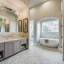 Palans Master Bathroom