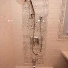Traditional Bathroom by Design Build 4U Chicago