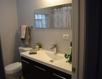 Bungalow Bathroom Remodel