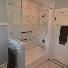 Traditional Bathroom by Roloff Construction, Inc