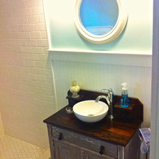 Traditional Bathroom by Austin Home Restorations