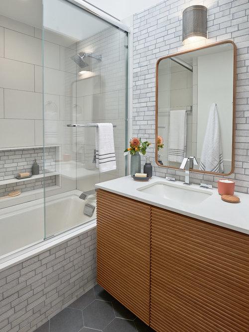 Best 30 modern bathroom ideas designs houzz for 6x5 bathroom ideas