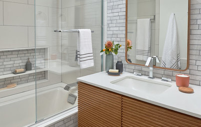 Before and After: 63-Square-Foot Bath With a Space-Saving Design