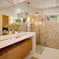 contemporary bathroom by McNamee Construction