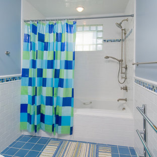 Early Bathroom Houzz - 1900 bathroom remodel
