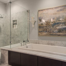 Traditional Bathroom by Emily Johnston Larkin