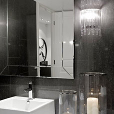 Contemporary Bathroom by JADO DECOR PTY LTD