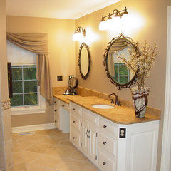 traditional bathroom by Kitchen & Bath, Etc.