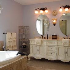 Traditional Bathroom by Kitchen & Bath Etc.