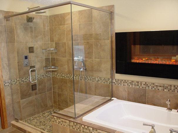 Contemporary Bathroom by Kitchen & Bath Etc.