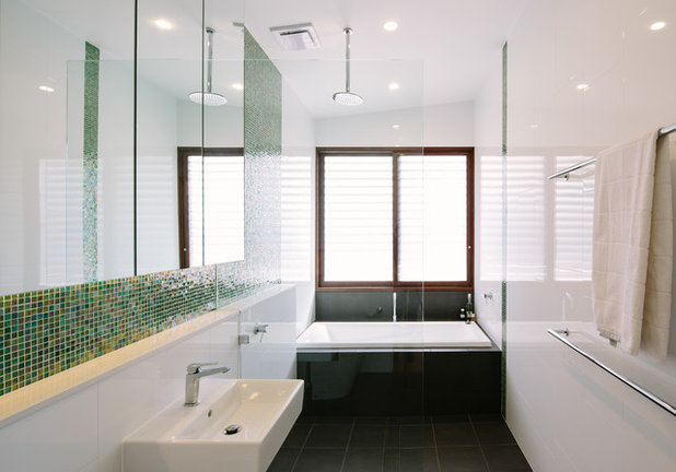 Contemporary Bathroom by Davis Architects
