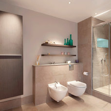Contemporary Bathroom by C.P. Hart Bathrooms