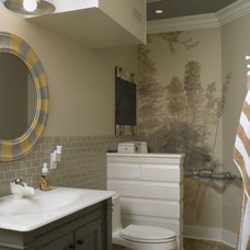 Bathroom by STEVE GRAY RENOVATIONS INC