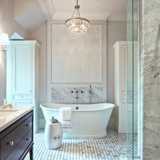 Traditional Bathroom by Rowlands Associates Inc.