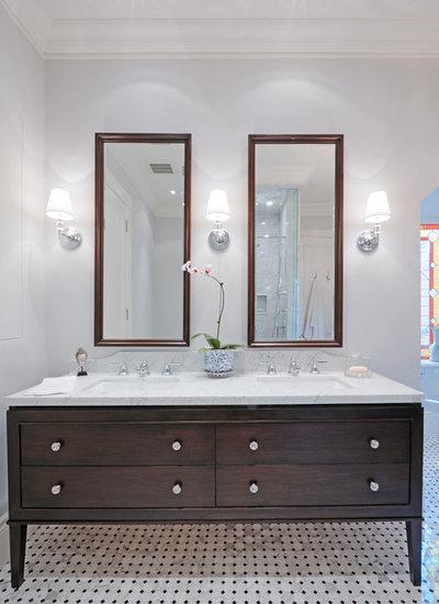 Badrum badrum belysning : Belysning: 11 sätt att tänka när du väljer badrumslampor