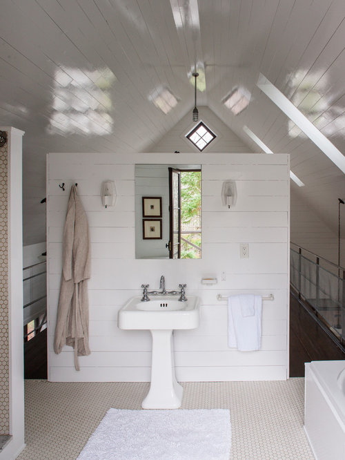 Attic Bathroom Home Design Ideas Pictures Remodel And Decor