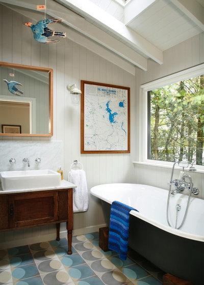 Классический Ванная комната by Egon Walesch Interior Design