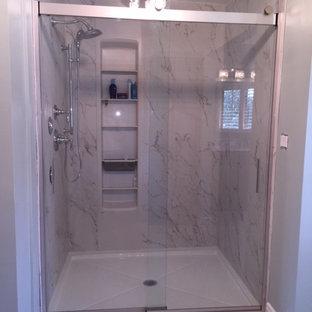 Mittelgroßes Klassisches Badezimmer in Chicago