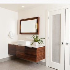 Modern Bathroom Vanities And Sink Consoles by Studio 81/69
