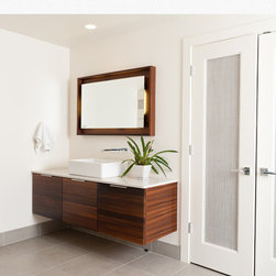 Cabinetry - Anna Louise Harriman | www.abledesign.co