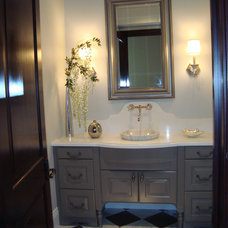 Traditional Bathroom by A.Allbright 1-800-PAINTING