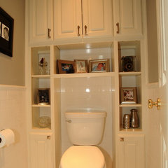 traditional bathroom by Smith Designs