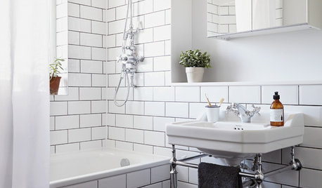 Great Home Project: How to Regrout Your Tile
