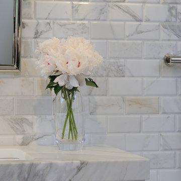 Calacatta Bathroom