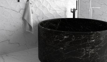 Calacatta Bathroom Space