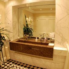 Traditional Bathroom by Ogle, luxury kitchens, Bathrooms & Stonework