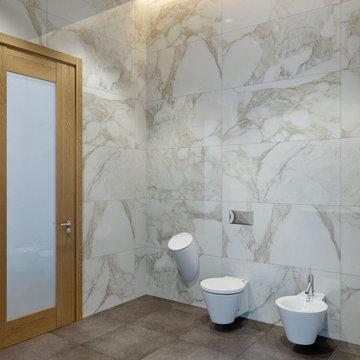 Calacatta Gold Marble Bathroom & Kitchen Tiles and Mosaics