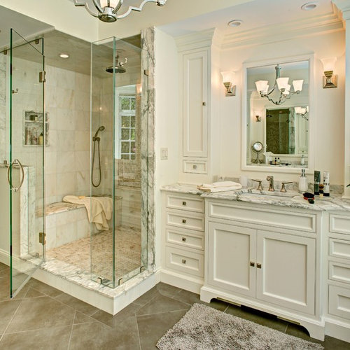 Beige Tile Bathroom Ideas Designs Amp Remodel Photos Houzz